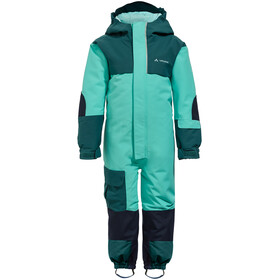 VAUDE Snow Cup Overall Barn Peacock